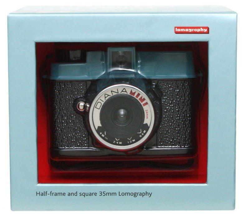 Diana Mini 35mm Camera