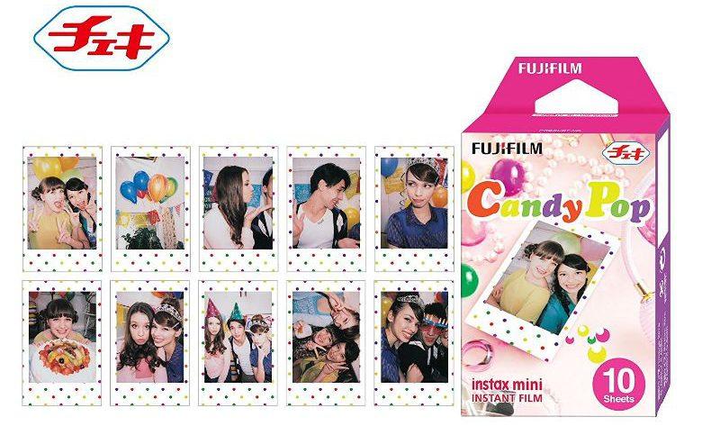 Fuji Instax Candy Pop Mini Film ten print pack