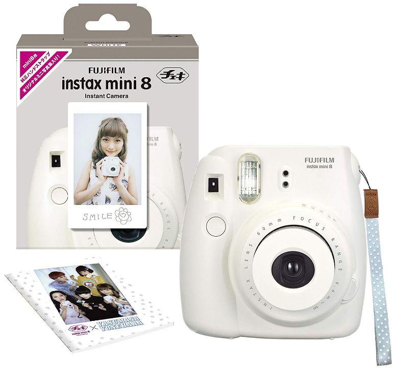 Fujifilm Fuji Instax Mini 8 N White