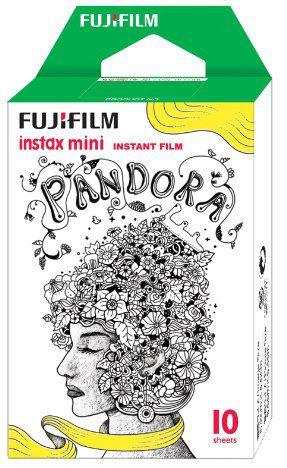 Fujifilm Instax Instant Pandora Films