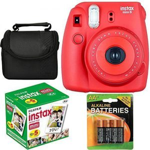 Where to Find Red (Raspberry) Fujifilm Instax Mini 8 Camera?