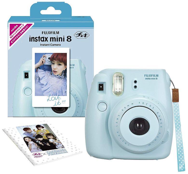 Fujifilm Instax Mini 8 Instant Film Camera Review