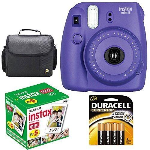 Fujifilm Instax Mini 8 Instant Film Camera Set