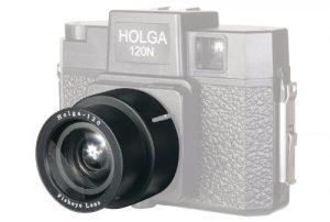 Holga 120 Cameras Plastic FishEye Lens
