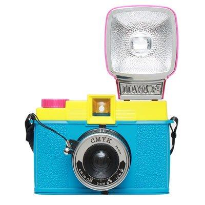 Lomography Diana F CMYK Edition Medium Format Camera