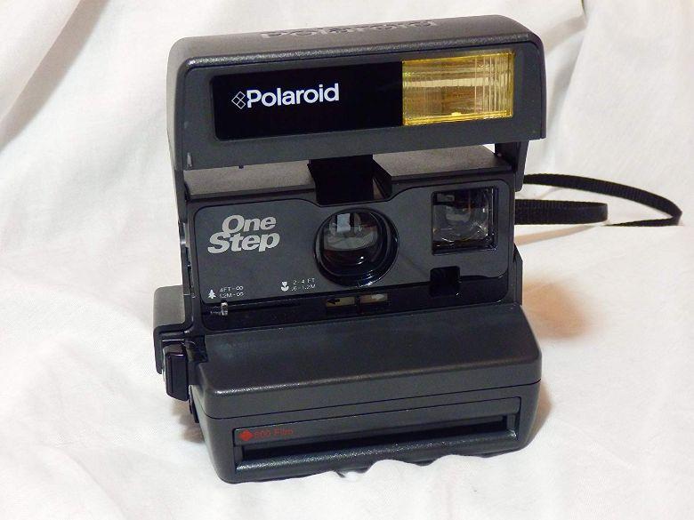 Polaroid One Step Close-Up 600