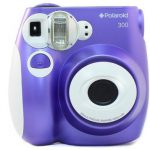 Super Cute Purple Instant Cameras