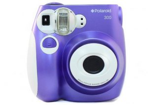 Super Cute Purple Instant Cameras